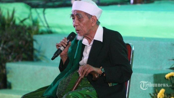 Viideo dan Lirik Sholawat Saduna Fiddunya Favorit KH Maimoen Zubair, Bahasa Arab, Latin dan Artinya