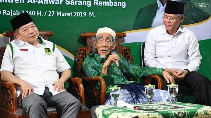 KH Maimoen Zubair Wafat di Makkah, Ini Profil Mbah Moen yang Meninggal Dunia Subuh Tadi