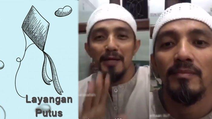 Dikaitkan dengan Layangan Putus, Ini Klarifikasi Ricky Zainal, Mengaku Belum Cerai