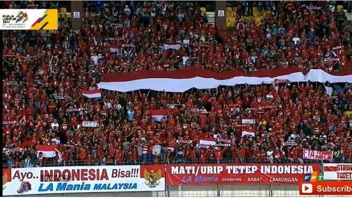 Korban Bicara Soal Kronologi Lengkap Dugaan Pengeroyokan Suporter Indonesia di Malaysia