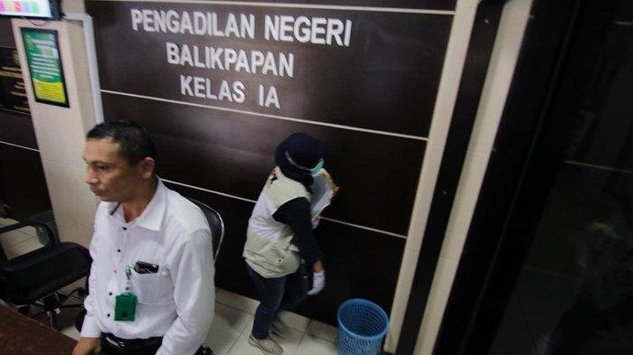 Drama Kantong Kresek Dugaan Suap, KPK Kembali Geledah Kantor Pengadilan Negeri Balikpapan