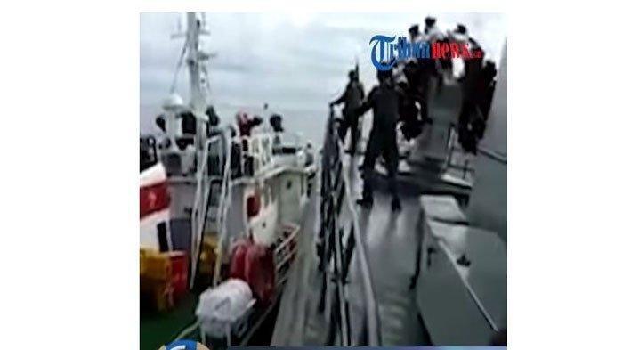 Kapal Vietnam Tabrak KRI Tjiptadi Milik TNI AL, Netizen Vietnam Serukan 'Anti-Indonesia'