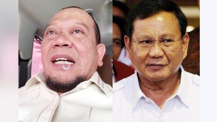 Jawaban La Nyalla Ketika Ditagih Janji Potong Leher karena Prabowo Menang di Madura, ''Enak Saja''