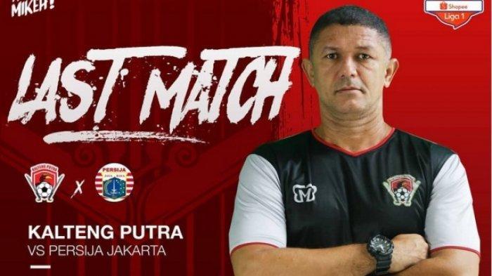 Tanpa Penonton, Sore Ini Kalteng Putra Jamu Persija di Stadion Tuah Pahoe Palangkaraya