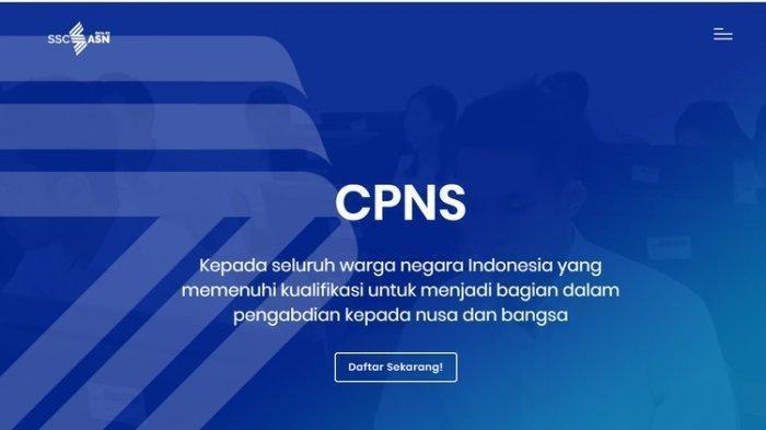 Ditunda Pengumuman Seleksi CPNS 2019 untuk Formasi Pendidikan Tinggi Kemendikbud, Ini Cara Daftarnya