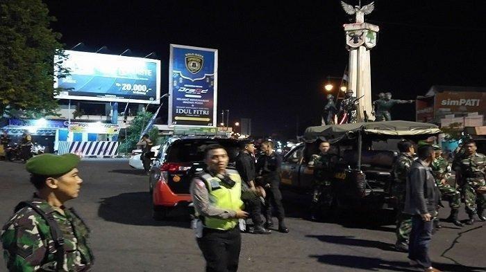 Dikira Suara Ban Pecah, Satu Pria Tergeletak dengan Perut Luka Setelah Ledakan Bom di Kartasura Solo