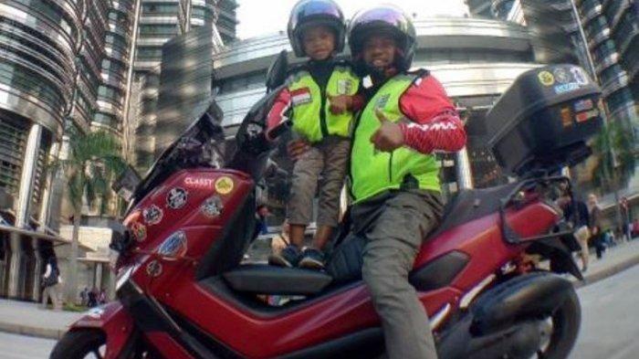 Nekat Naik Sepeda Motor ke Makkah, Lilik Gunawan Kirim Surat ke Raja Salman Minta Hal Ini