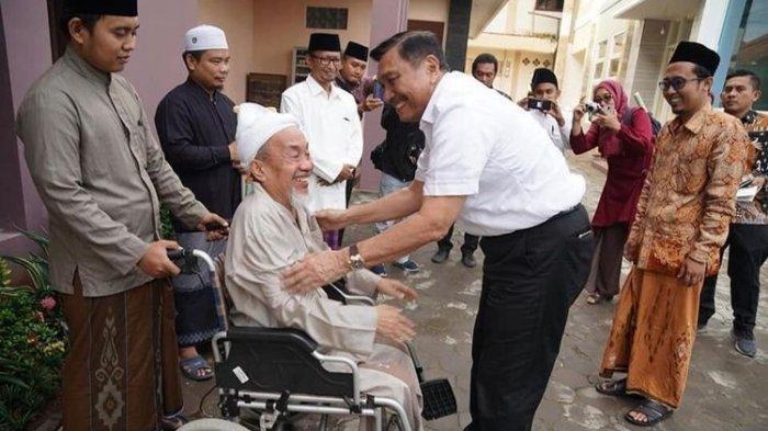 Mengaku Sudah Telepon Prabowo, Luhut Pandjaitan Ungkap Isi Percakapannya