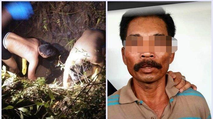 Kasus Pembunuhan Wanita Tanpa Celana di Palangkaraya, Paman Tergoda Nafsu Lalu Cekik Ponakan