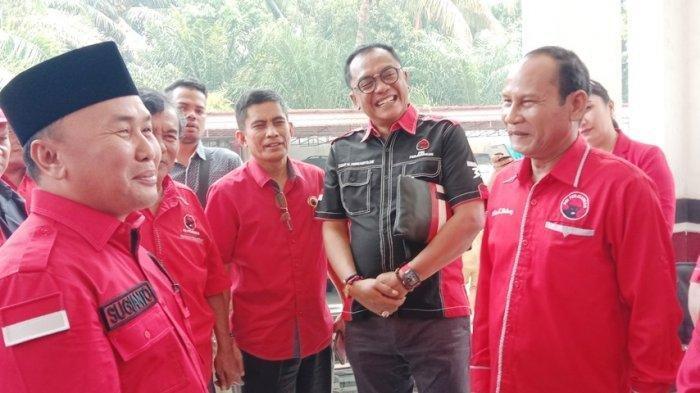 Maju Lagi, Sugianto Sabran Pendaftar Pertama Bacagub di PDIP Kalteng