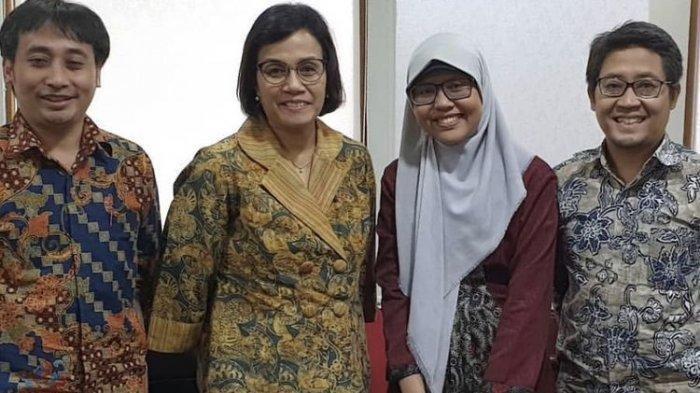 Dosen Penguji Skripsinya Menteri Keuangan Sri Mulyani, Begini Perasaan Mahasiswi UI Khaira Abdillah