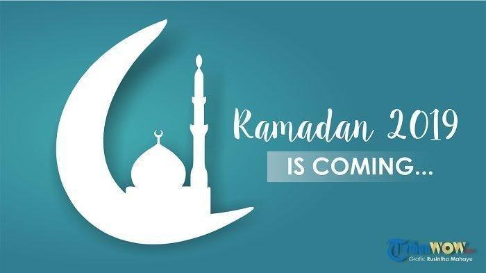 Jadwal Imsakiyah Ramadhan Hari 1, Senin 6 Mei 2019 untuk Kota Palangkaraya dan Sekitarnya