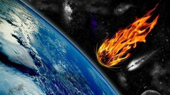 Detik-detik Meteor 1.360 Ton Jatuh di Laut Bering, Ledakannya 10 Kali Bom Atom Hiroshima!