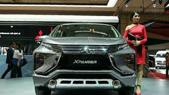 Lebih Bernuansa Sporti, Begini Bocoran Tampang Mitsubishi Xpander Edisi Khusus