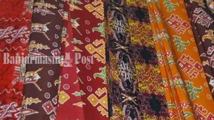 Benang Bintik Kalteng dan Maknanya, Resmi Jadi Batik Wajib ASN dan Pelajar
