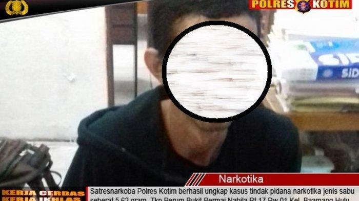 Diinformasikan Punya Sabu, Ternyata Benda Ini Ditemukan dari Saku Celana Amin Warga Sampit