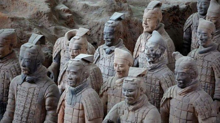 Masih Mengkilap, Terungkap  Rahasia Senjata Pasukan Terakota China Tak Berkarat Setelah 2.000 Tahun