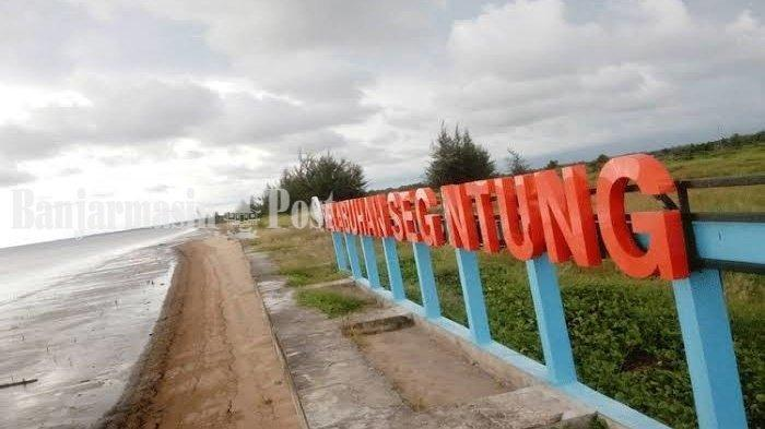 KaltengPedia: Pelabuhan Segintung di Seruyan, Pelabuhan Angkutan Barang