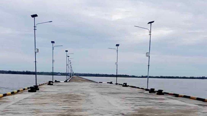 Kasus Teluk Segintung Seret Dua Mantan Bupati Seruyan, Begini Nasib Pelabuhan