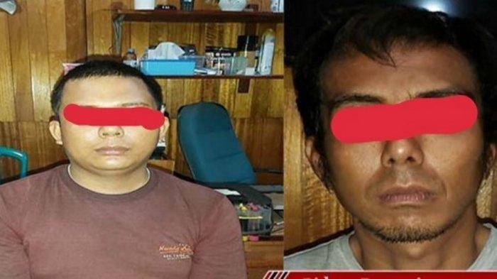 Aksinya Terekam CCTV, Pelaku Curanmor yang Resahkan Warga Sampit Terciduk