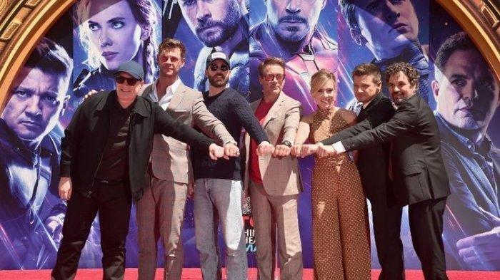 Avengers : Endgame Pecahkan Rekor Twitter, Capai 50 Juta Cuitan