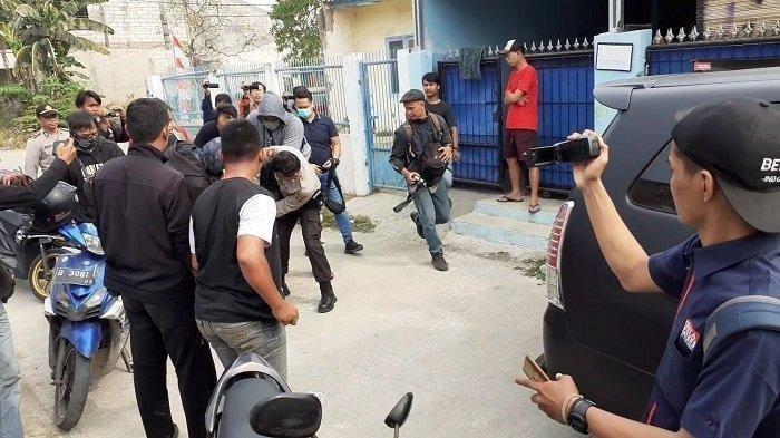 Ditangkap di Bekasi, Terduga Teroris Jadikan Lampung Jadi Target Bom Bunuh Diri