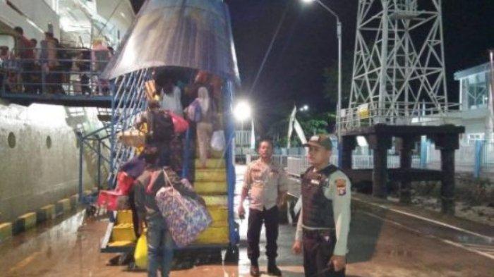 Aktivitas Kapal Laut di Kalteng Meningkat, Pendangkalan Sungai Mentaya Jadi Kendala