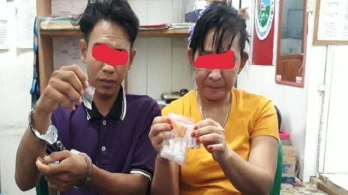 Dilaporkan Jual Obat Terlarang, Polisi Barut Temukan Ini di Rumah Dayah dan Rahman