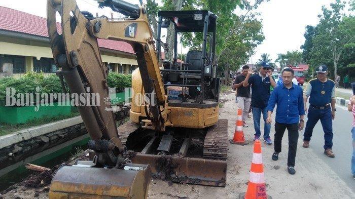 Paling Rawan Banjir, Tiga Lokasi di Kota Palangkaraya Ini Dapat Prioritas Diperbaiki