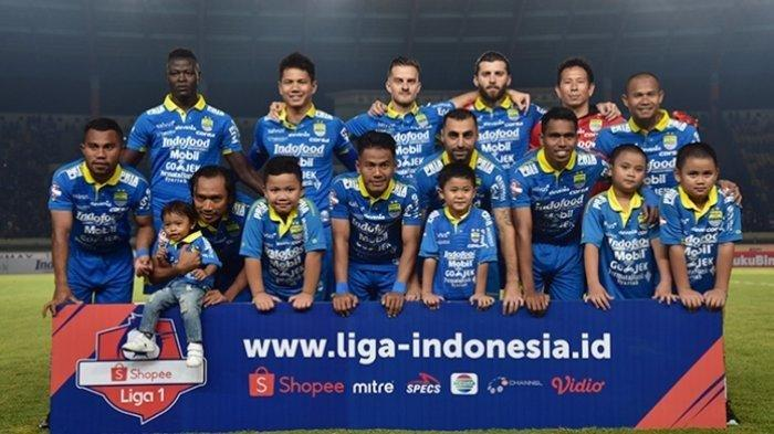 Kehilangan Sejumlah Pilar, Persib Bandung Dalam Kondisi Bahaya Hadapi Kalteng Putra di Liga 1 2019
