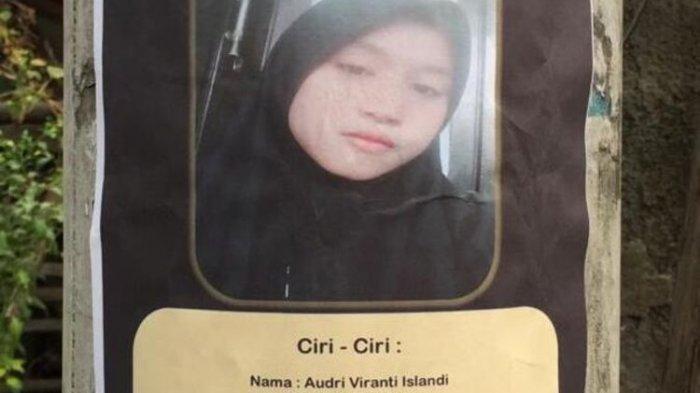 Calon Anggota Paskibra Hilang, Keluarga Pajang Poster Wajahnya di Tiang Listrik