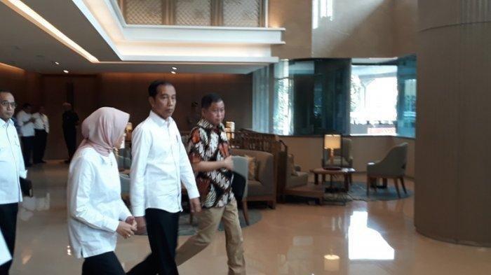 Presiden Jokowi Marah Gegara Listrik Padam, Luhut dan Igansius Jonan Pilih Bungkam