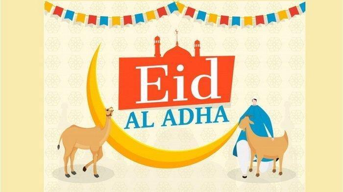 DAFTAR Ucapan Selamat Idul Adha 2020 Bahasa Inggris Cocok di WA, Facebook, Instagram & Twitter