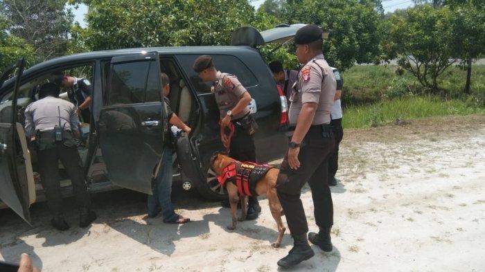 Oknum Anggota DPRD Kapuas Diamankan karena Diduga Pakai Narkoba, Terjaring Saat Razia Kendaraan