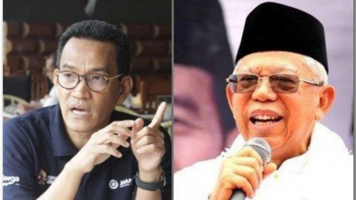 Gugatan 02 di Mahkamah Konstitusi, Refly Harun: Maruf Amin Jadi Sasaran Empuk