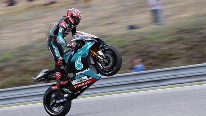 Fabio Quartararo Ingin Cetak Sejarah di MotoGP Prancis 2020 Pekan Ini