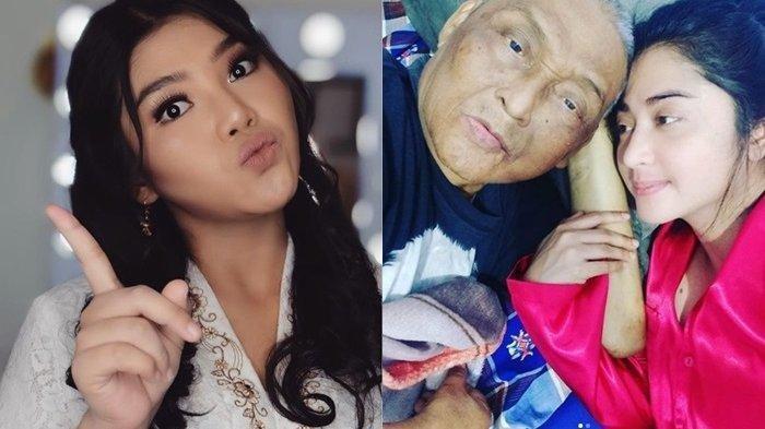 Tak Hadiri Pemakaman Ayah Dewi Perssik, Rosa Meldianti Mendadak Nangis Minta Maaf