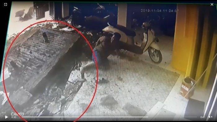 Septic Tank Meledak dan Tewaskan Petugas Sedot WC, Ini Videonya