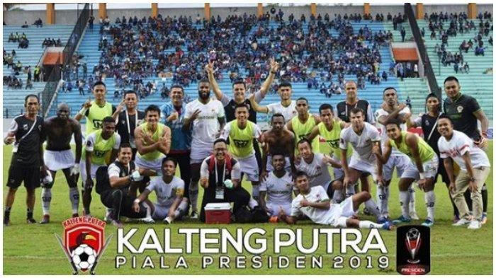 Kalteng Putra Juara 3 Bersama Madura United, Ini Rincian Hadiah Juara Piala Presiden 2019