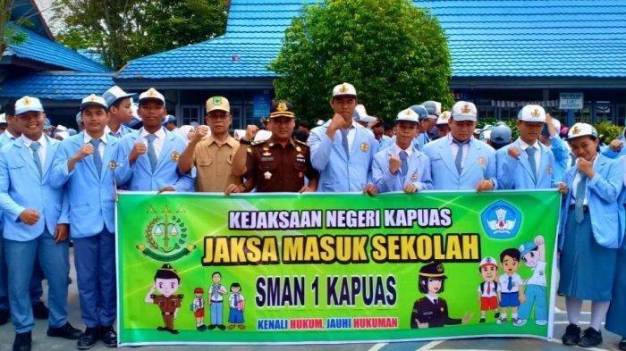 KaltengPedia: Berdiri Sejak 1961, Ini Sejarah Singkat SMAN 1 Kualakapuas dan Daftar Kepala Sekolah