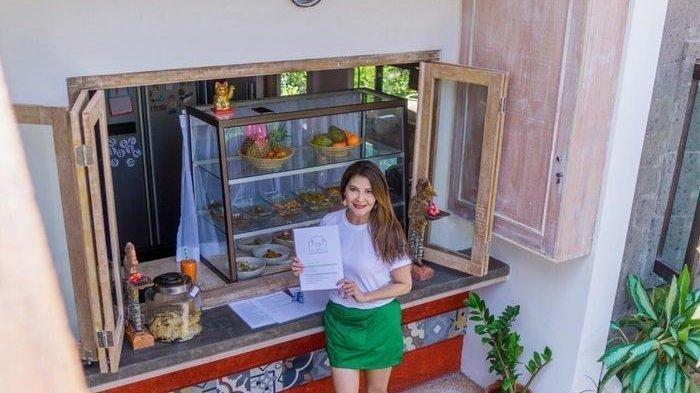 Tamara Bleszynski Tutup Warung Teh Manis di Bali, Ada Teror Segerombolan Orang Depan Rumah