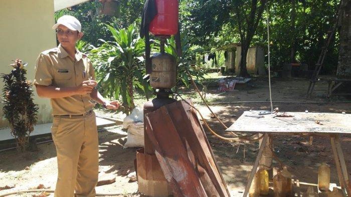 Sampah Plastik Diolah Menjadi Bensin dan Solar, Alat Dirakit Sendiri di TPA Ganet Tanjungpinang