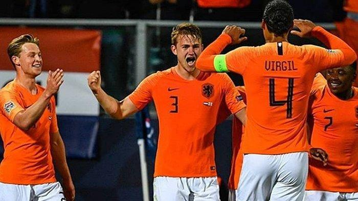 Belanda Tantang Portugal di Final UEFA Nations League, Inggris Babak Belur di Perpanjangan Waktu