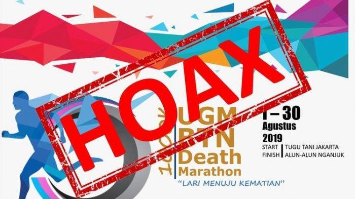 Heboh Poster 'Lari Menuju Kematian' UGM BTN DEATH Marathon, Ini Bantahan Pihak UGM