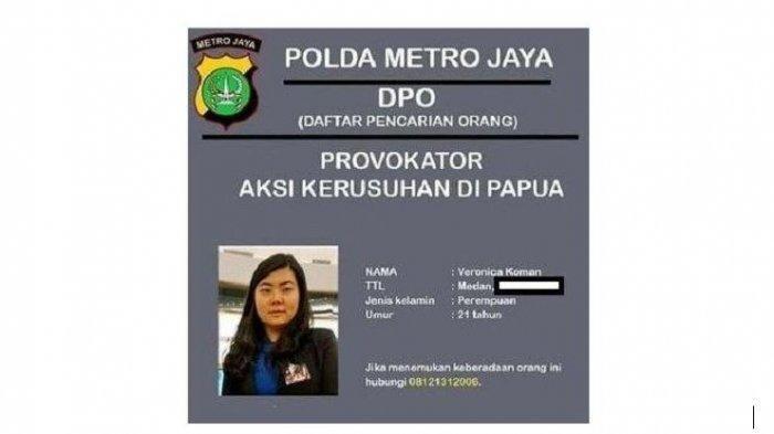PBB Desak Indonesia Bebaskan Veronica Koman dari Tuduhan Hukum