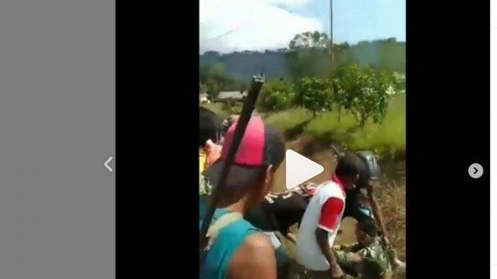 Heboh Anggota TNI Dikeroyok hingga Berdarah-darah, Pangdam Langsung ke Jambi, Ini Nasib Para Pelaku