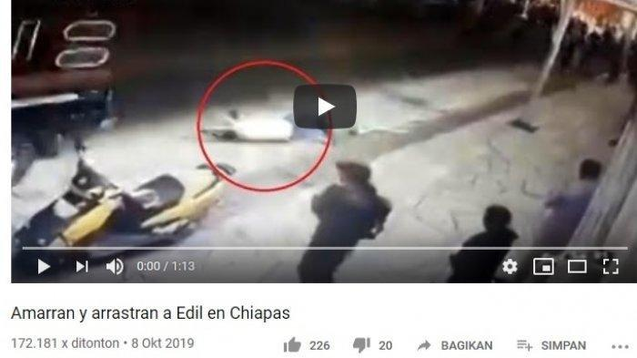 Wali Kota Meksiko Diseret Warganya yang Kesal Janji Kampanye Tak Dipenuhi, Videonya Viral