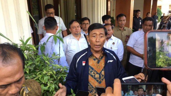 Setelah Tak Lagi Jadi Menteri, Wiranto Muncul Gugat Bambang Sujagat Rp 44,9 Miliar