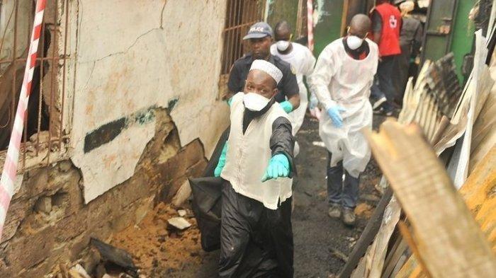 Sekolah Terbakar, Sedikitnya 28 Anak Penghafal Alquran Tewas