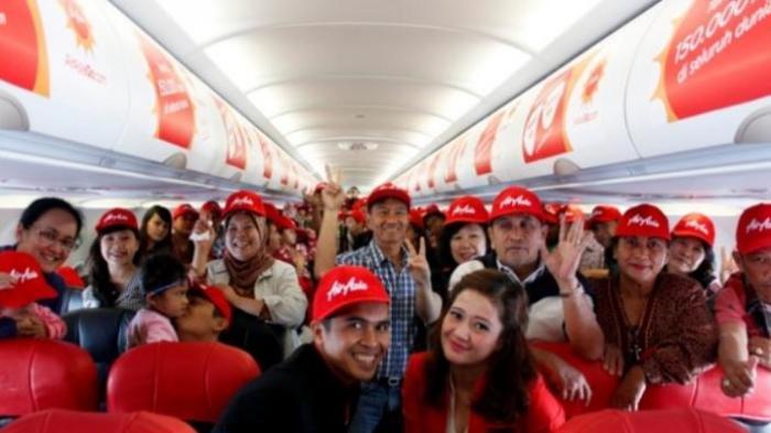 AirAsia Bolehkan Penumpang Ambil Foto dan Video Dalam Pesawat, Ada Hadiah Tiket Gratis!